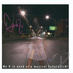 Esthero - We R in Need of a Musical Revolution CD Cover Art