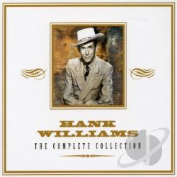 Williams, Hank - Complete Collection CD Cover Art