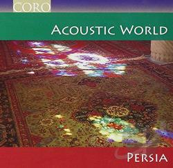 Acoustic World: Persia CD Cover Art