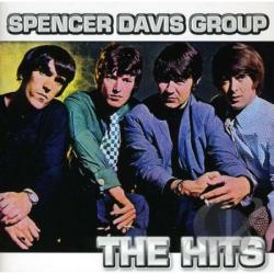 Spencer Davis Group - Hits CD Cover Art