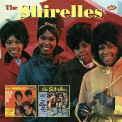 Shirelles - Foolish Little Girl/Sing Their Hits from It's a Mad Mad Mad World CD Cover Art