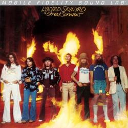 Lynyrd Skynyrd - Street Survivors LP Cover Art