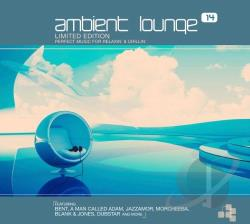 Ambient Lounge - Vol. 14 - Ambient Lounge CD Cover Art