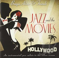 Adair, Beegie - Jazz and the Movies CD Cover Art