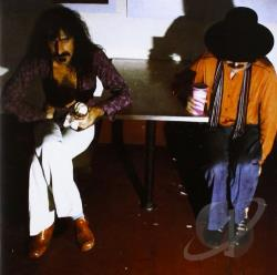 Captain Beefheart / Mothers Of Invention / Zappa, Frank - Bongo Fury CD Cover Art