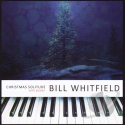 Whitfield, Bill - Christmas Solitude CD Cover Art