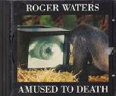 Waters, Roger - Amused to Death CD Cover Art