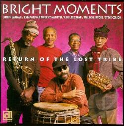 Bright Moments - Return of the Lost Tribe CD Cover Art