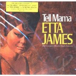 James, Etta - Tell Mama: The Complete Muscle Shoals Sessions CD Cover Art