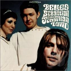 Belle & Sebastian - Sing... Jonathan David CD Cover Art