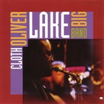 Lake, Oliver - Cloth CD Cover Art