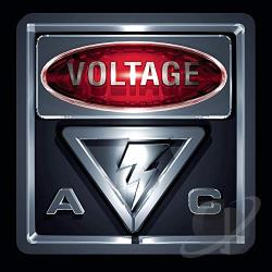 Voltio - Voltage/AC CD Cover Art