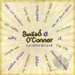 O'Connor, Sinead - Collaborations CD Cover Art