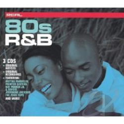 Real '80s: R&B CD Cover Art