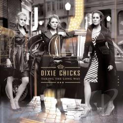 Chicks, Dixie - Taking the Long Way CD Cover Art