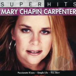 Carpenter, Mary-Chapin - Super Hits CD Cover Art