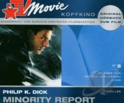 Dick, Philip K. - Minority Report CD Cover Art