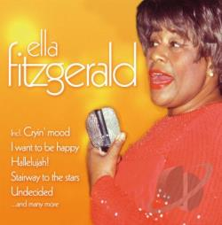 Fitzgerald, Ella - Just A Simple Melody CD Cover Art