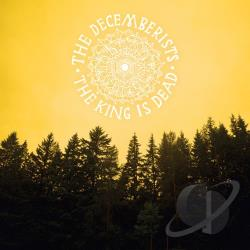 Decemberists - King Is Dead CD Cover Art