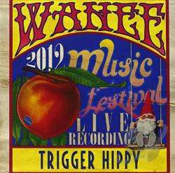 Trigger Hippy - Live at Wanee Festival 2012 CD Cover Art