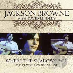 Browne, Jackson - Where The Shadows Fall LP Cover Art