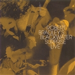 Bradley, Robert - Robert Bradley's Blackwater Surprise Live CD Cover Art