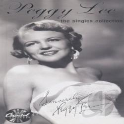 Lee peggy singles collection box cd Peggy Lee The Singles Collection, eBay