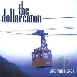 Dollar Canon - Are You Here? CD Cover Art