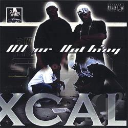 X-Cal - All or Nothing CD Cover Art