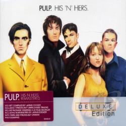 Pulp - His & Hers CD Cover Art