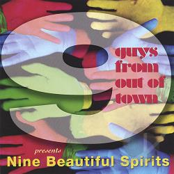 Gardner / Nine Guys From Out Of Town - Nine Beautiful Spirits CD Cover Art