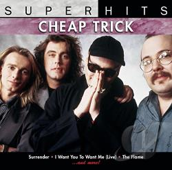 Cheap Trick - Super Hits CD Cover Art