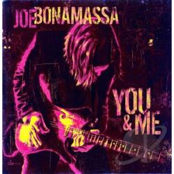 Bonamassa, Joe - You & Me LP Cover Art