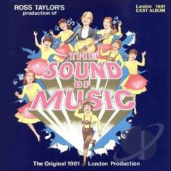 London Cast - Sound Of Music CD Cover Art
