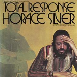 Silver, Horace - Total Response CD Cover Art