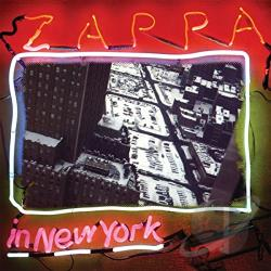 Zappa, Frank - Zappa in New York CD Cover Art