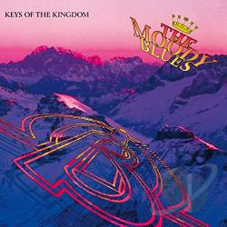 Moody Blues - Keys of the Kingdom CD Cover Art