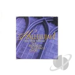 Brooklyn Tabernacle Choir - Hallelujah!: The Very Best of the Brooklyn Tabernacle Choir CD Cover Art