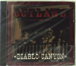 Outlaws - Diablo Canyon CD Cover Art