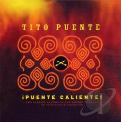 Puente, Tito - Puente Caliente! CD Cover Art