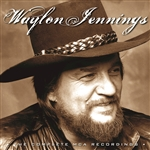 Jennings, Waylon - Complete MCA Recordings CD Cover Art