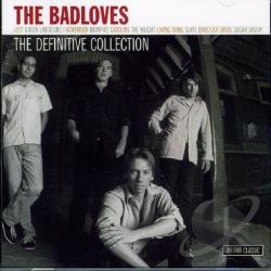 Badloves - Definitive Collection CD Cover Art