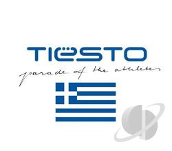 Tiesto - Parade of the Athletes CD Cover Art