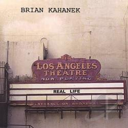 Kahanek, Brian - Real Life CD Cover Art