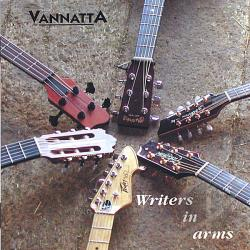 Vannatta - Writers In Arms CD Cover Art