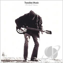 Snow, Richard - Tuesday Music CD Cover Art