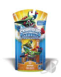 Skylanders Spyro's Adventure Character - Boomer TOY Cover Art