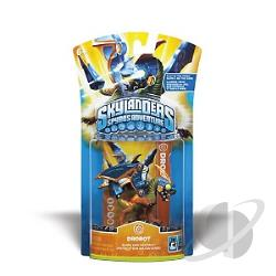 Skylanders Char.2-Drobot TOY Cover Art