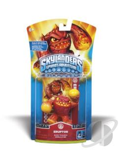 Skylanders Char.2-Eruptor TOY Cover Art