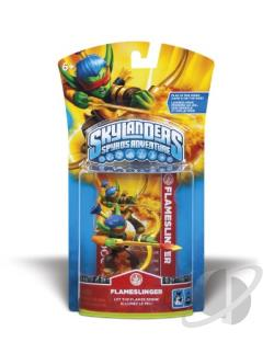 Skylanders Char.2-Flameslinger TOY Cover Art